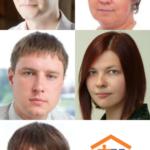 Kinnisvara täiendkoolitus: Tõnu Toompark, Evi Hindpere, Eva Vaagert, Igor Fedotov, Marko Sula