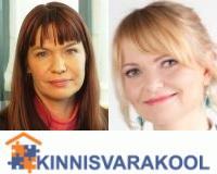 Kinnisvara müügikoolitus: Anneli Salk ja Ruth Tõniste