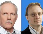 Kinnisvarakooli lektorid Martin Kõiv ja Kristjan Gross