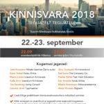 Seminar Kinnsisvara 2018